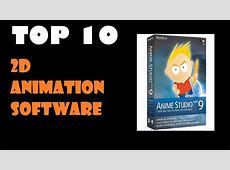 Best 2d animation software review Top software reviews