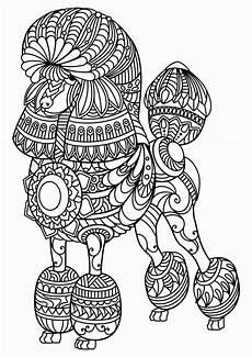 Malvorlage Hund Mandala Mandala Coloring Pages Pdf At Getcolorings Free
