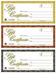 Gift Certificate Paper Amazon Com Adams Laser Gift Certificates 8 5 X 11