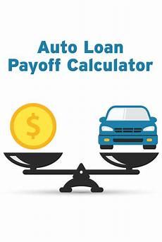 Car Payoff Calculator Auto Loan Payoff Calculator In 2020 Loan Payoff Car