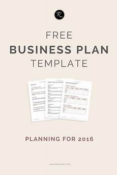 Free Download Business Plan Templates A Business Plan For 2016 Byrosanna Squarespace Website