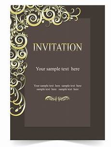 Party Invitation Card Template Invitation Templates That Are Perfect For Your Farewell