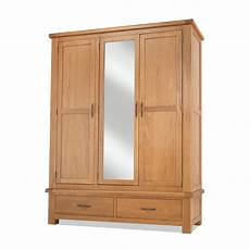 tuscany solid oak bedroom furniture wardrobe with