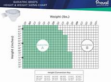 Prevail Size Chart Specialty Size Brief Buy Bariatric Brief Specialty Brief