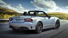 2019 fiat spider 2019 fiat 124 spider benefits from new options including