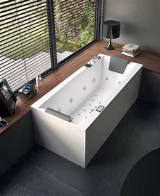 vasche da bagno glass vasca da bagno moderna con idromassaggio varie dimensioni