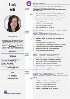 New Style Of Resumes Cv New Style English