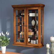 design toscano country tuscan wall mounted curio cabinet