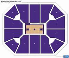 Alaska Airlines Arena Seating Chart Alaska Airlines Arena Seating Charts Rateyourseats Com