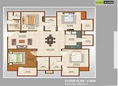 4 Bhk House Design Plans 4 Bhk Floor Plans Zion Star