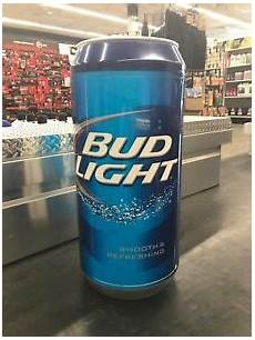 Bud Light Mini Rare Collectible 29 1 2 X 13 1 2 Fpo Promotion Bud
