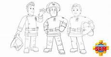 Ausmalbild Feuerwehrmann Sam Malvorlage Feuerwehrmann Sam Coloring And Malvorlagan
