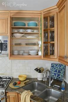 how to add shelves to kitchen cabinets h2obungalow