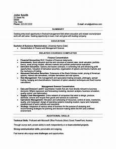 Recent Graduate Resume Template Recent Graduate Resume Template Premium Resume Samples