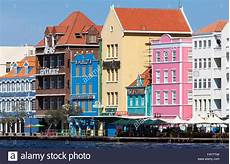 Caribbean Architecture The Colourful Caribbean Architecture In Willemstad