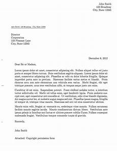 Free Letter Heading Full Size Formal Letter Template Business Letter Format