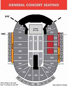 Kohl Center Seating Chart Uw Band Concert Seating Maps Ticketstar