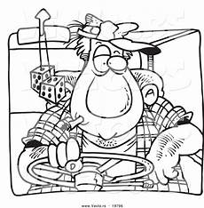 Driver Coloring Truck Driver Coloring Pages At Getcolorings Free