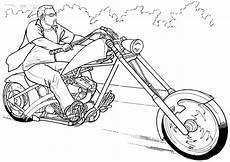 motorrad malvorlagen kostenlos zum ausdrucken