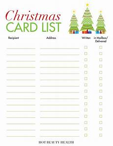Christmas Card List Organizer 18 Best Places To Buy Holiday Cards This Year