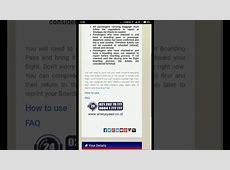 Cara Check In Online Sriwijaya Air Check In Memilih Kursi