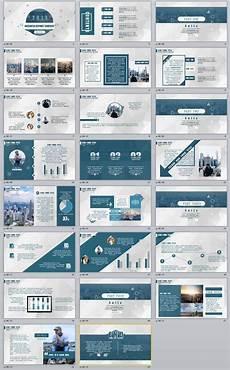 professional powerpoint presentation 23 blue business report professional powerpoint templates