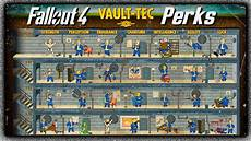 Fallout 4 Skills Chart Fallout 4 Character Leveling System New Perk Info