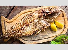 Grilled Corvina Recipe   Bon Appetit