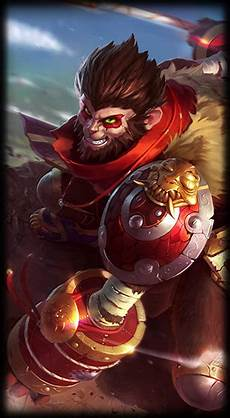 Malvorlagen Lol Wukong At 20 10 30 Pbe Update Reaper Soraka Splash