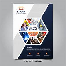 Annual Reports Cover Designs 2019 Business Annual Report Cover Template Vector