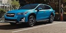 2019 Subaru Electric by 2019 Subaru Xv Crosstrek Hybrid Officially Revealed