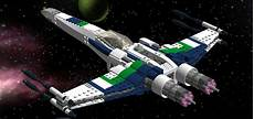 Deraven Design Moc Custom X Wing Star Fighter Variant Lego Star