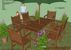 Furniture Planner Free Woods Wood Patio Furniture Plans Wooden Ideas