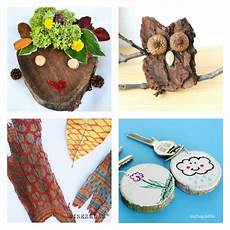 50 nature crafts for arty crafty