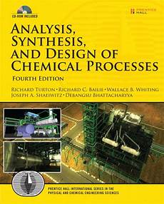 Chemical Process And Equipment Design By Gavhane Pdf Analysis Synthesis And Design Of Chemical Processes 4th