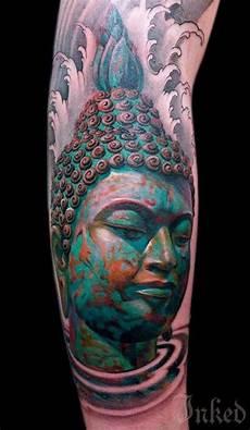 Buddha Face Designs 25 Meaningful Buddha Tattoos For Spiritual Inspiration