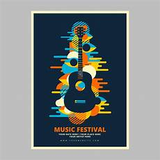 Vector Poster Psychedelic Music Concert Poster Download Free Vectors