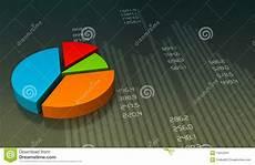 Artistic Pie Chart Pie Chart Stock Illustration Illustration Of Modern
