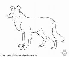 border collie coloring pages coloring home