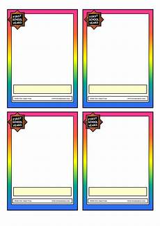 Flash Cards Templates Flashcards Template Driverlayer Search Engine
