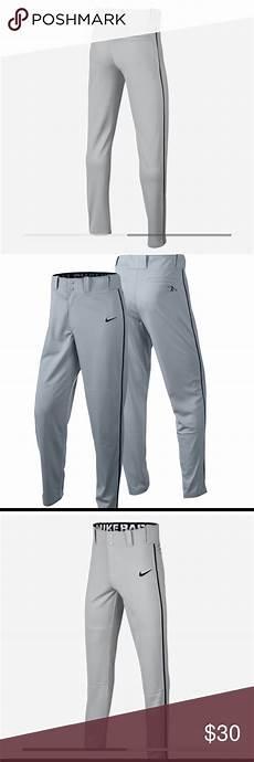 Nike Boys Swingman Dri Fit Piped Baseball Pants Size Chart Nike Boy S Swingman Dri Fit Piped Baseball Pant S