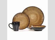 Gourmet Basics By Mikasa Dinnerware Set   Dinnerware set