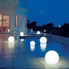 En Lighting Outdoor Moonlight Globe Light