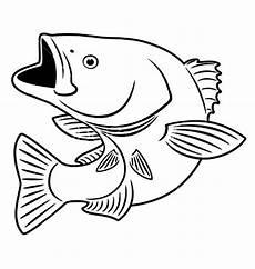 Fische Zeichnen Malvorlagen Fish Coloring Pages Free
