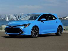 Toyota Hatchback 2019 new 2019 toyota corolla hatchback price photos reviews