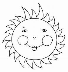 Kostenlose Malvorlagen Sonne Coloring Pages For Sun Coloring Pages