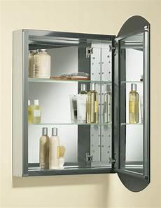 archer 20 quot x 31 quot aluminum wall mount medicine cabinet with