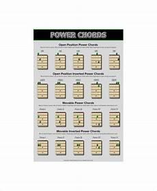 Guitar Bar Chords Chart Free Guitar Bar Chords Chart Template 5 Free Pdf Documents