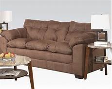 sofa lucille espresso by acme furniture ac50365