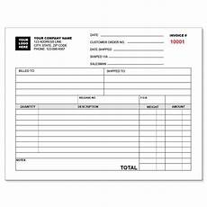 Trucking Invoice Trucking Invoice Custom Carbonless Forms Designsnprint